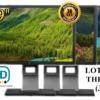 Bulk Business Dell Premium 19in LCD Dual Monitor HD 1440 x 900 P1913t (Lot of 3)